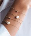 دستبند 2 گوی کوچک