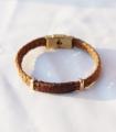 دستبند 2 حلقه شتری